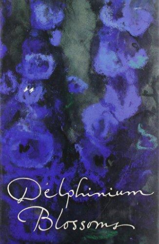 Delphinium Blossoms