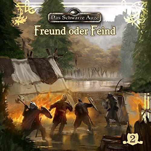 Page de couverture de Freund oder Feind
