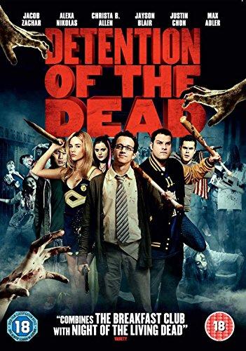 Detention Of The Dead [DVD] [Reino Unido]