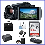 Best HD Camcorders - Canon VIXIA HF R800 Full HD Camcorder Bundle Review