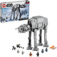 LEGO Star Wars AT-AT Awesome Building Toy for Unlimited Creative Play (1267 Pieces)