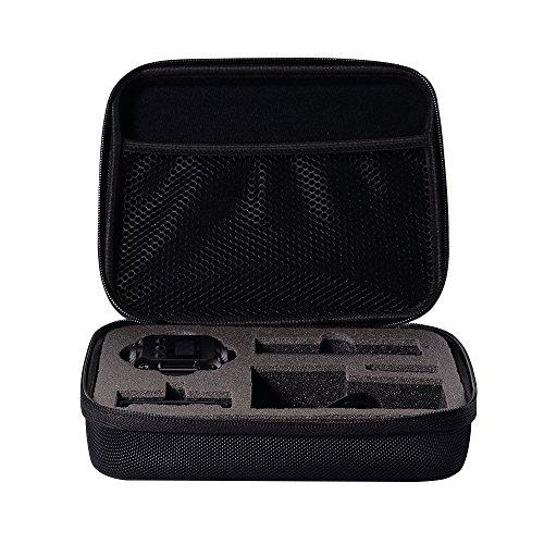 holaca carcasa de protección bolsa de viaje de almacenamiento funda de transporte para Garmin Virb 360resistente impermeable cámara de 360grados