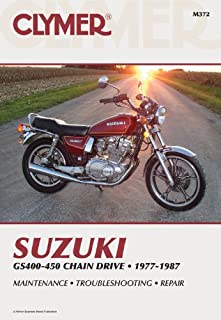 Suzuki GS400-450 Twins Chain Drive, 1977-1987: Service, Repair, Performance