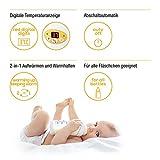 Beurer BY 52 Babykost- und Fläschchenwärmer, mit Warmhaltefunktion, LED-Display - 2