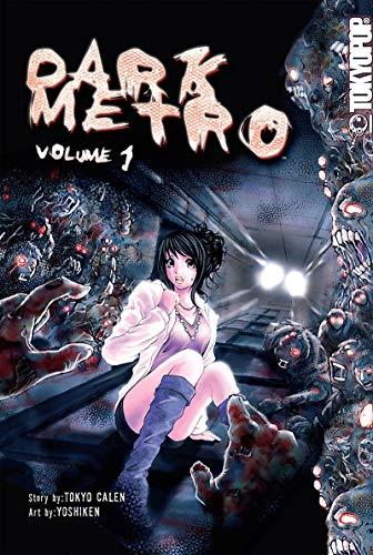 Dark Metro manga volume 1 (English Edition)