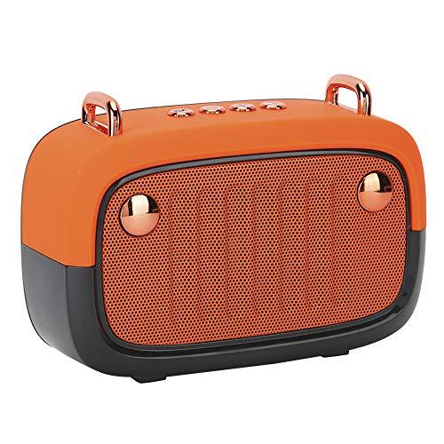 Altavoz Bluetooth, Altavoz Bluetooth inalámbrico portátil con radio FM Micrófono incorporado Altavoz...