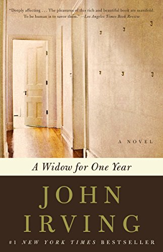 A Widow for One Year: A Novel (Ballantine Reader's Circle)の詳細を見る