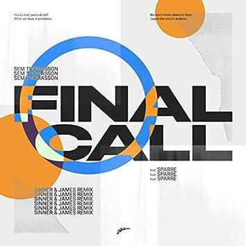 Final Call (Sinner & James Remix)