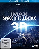 Imax Space Intelligence 3d-Boxset Vol.1-3 [Blu-ray] [Import allemand]