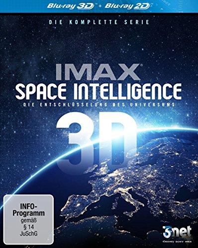 IMAX Space Intelligence 3D - Die Entschlüsselung des Universums - Boxset Vol. 1-3 [3 x 3D Blu-ray]
