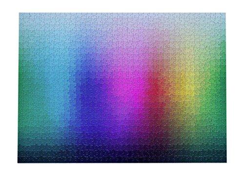 1000 colours puzzle - 1