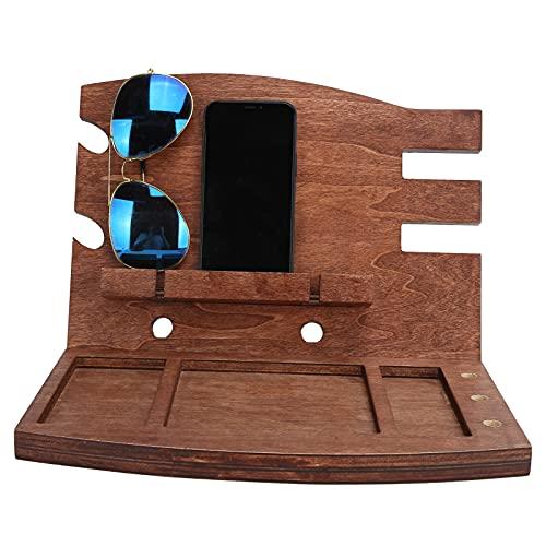 Soporte para llaves de teléfono, manos no lastimadas Soporte de almacenamiento de escritorio duradero simple para dormitorio para sala de estar