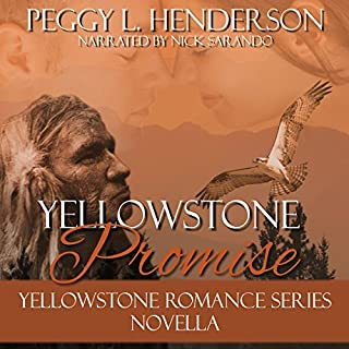 A Yellowstone Promise audiobook cover art