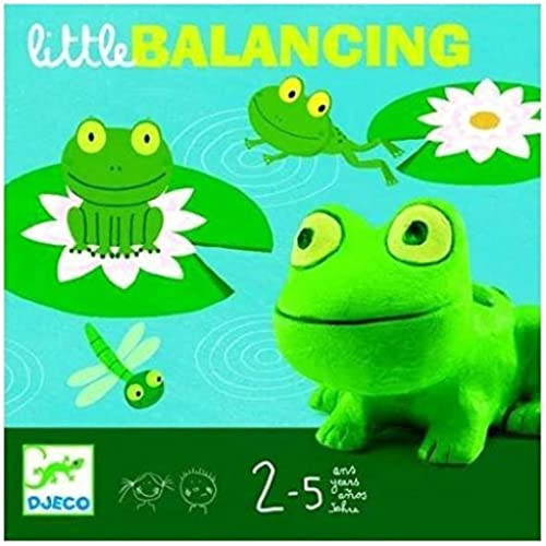 Djeco DJ08554 Toddler Game- Little Balancing Game by Djeco