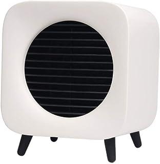 Yuan Dun'er Radiadores electricos bajo Consumo Aceite,Mini Calentadores domésticos de Ahorro de energía pequeños Calentadores eléctricos Escritorio de Oficina Calentador silencioso-Blanco