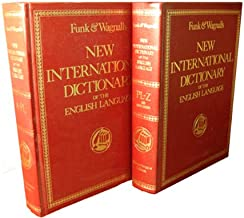 Funk and Wagnalls New Comprehensive International Dictionary of the English Language