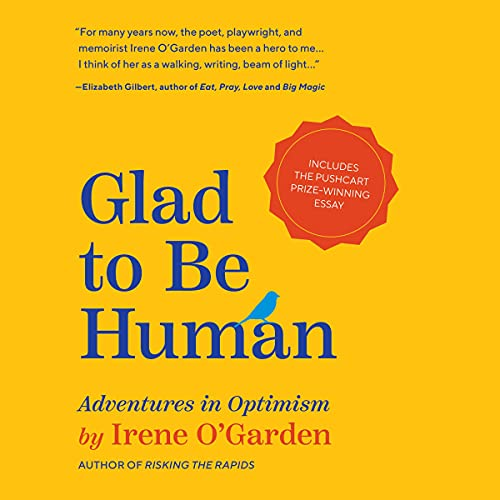 Glad to Be Human cover art