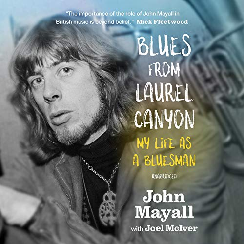 Blues from Laurel Canyon cover art
