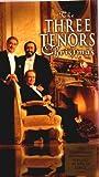 Carreras/Domingo/Pavarotti - Weihnachten mit den 3 Tenören [VHS] - Carreras/Domingo/Pavarotti