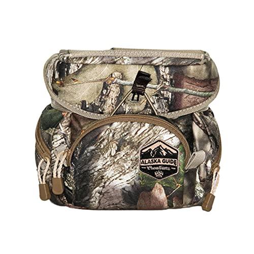 Alaska Classic HBS Bino Pack   Camo Binocular Harness Vest   Hunting Binoculars and Rangefinder Pouch Mossy Oak Break-Up Country