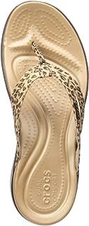 Crocs Capri Sequin Flip Flop