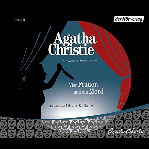 Vier Frauen und ein Mord audiobook cover art