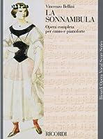 ベッリーニ : オペラ「夢遊病の女」/リコルディ社/ピアノ・ヴォーカル・スコア