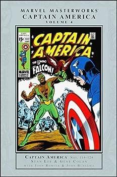 MARVEL MASTERWORKS: Captain America Vol. 4 - Book #93 of the Marvel Masterworks