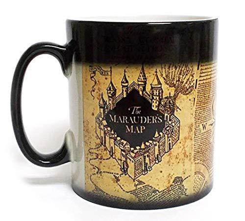 Mug Magic Harry Potter - Carte du Maraudeur 2