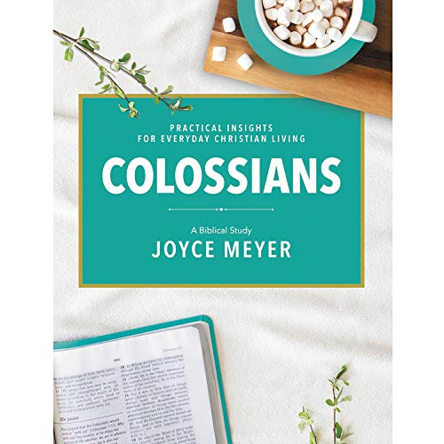 Colossians Audiobook By Joyce Meyer cover art