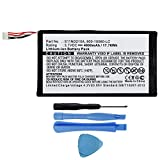 MPF Products 4800mAh High Capacity Extended S11ND210A, 800-10060-LC Battery Replacement Compatible with Leapfrog Leappad Ultra 33200, Leappad Ultra 83333 Learning Tablet