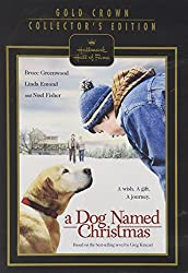 Dog Named Christmas DVD, higly rated movie