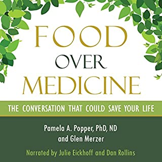 Food over Medicine cover art