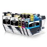LxTek LC3219XL Compatible pour Brother LC3219 XL Cartouches d'encre pour Brother MFC-J5330DW MFC-J5335DW MFC-J5730DW MFC-J5930DW...