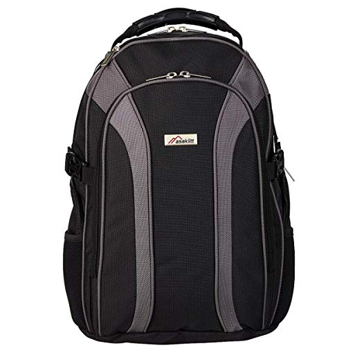 Clas Ohlson  Rucksack 35L - Casual Commuter Travel Hiking Backpack Cabin Luggage, Robust Laptop Bag
