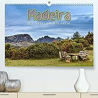 Madeira, die Insel im Atlantik (Premium, hochwertiger DIN A2 Wandkalender 2022, Kunstdruck in Hochglanz): Weite Landschaftsbilder von der Blumeninsel Madeira (Monatskalender, 14 Seiten )