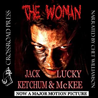 The Woman cover art