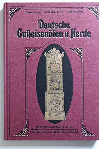 Deutsche Gusseisenöfen und Herde