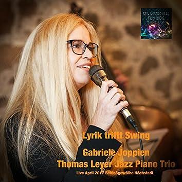 Swing Trifft Lyrik (Live April 2017 Schloßgewölbe Höchstadt)