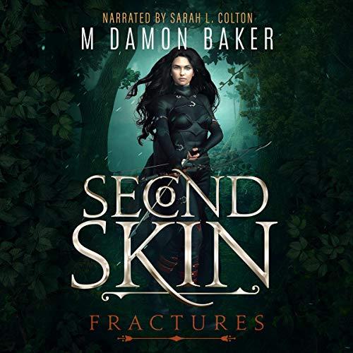 Fractures Audiobook By M. Damon Baker cover art