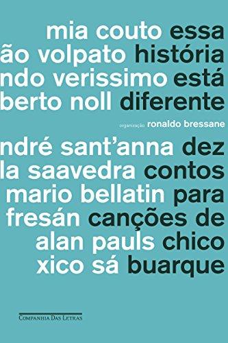 Essa história está diferente: Dez contos para canções de Chico Buarque