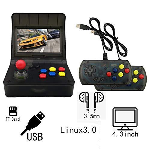 Zero starting point Contrôleur De Jeu Bluetooth Gamepad Controller, Arcade Classique, Manette Filaire Controleur, Controleur De Jeu Mobile,Gamepad Controller Aucune Latence pour AVG RPG PSP,BlackRed