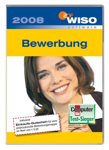 WISO Geld Tipp Bewerbung 2008