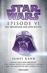 Star Wars Bücher Episode VI Die Rückkehr der Jedi-Ritter