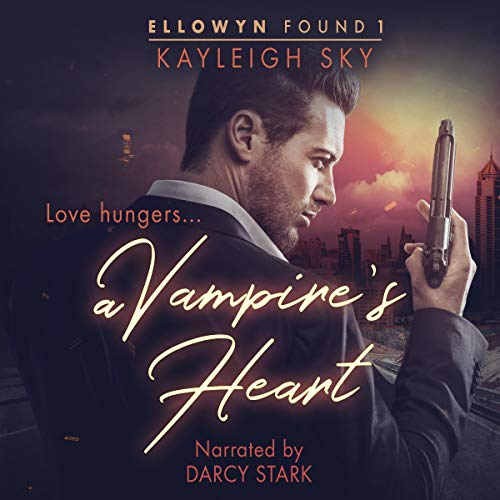 A Vampire's Heart audiobook cover art