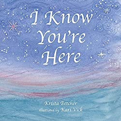 Book titled ' I Know You're Here.'