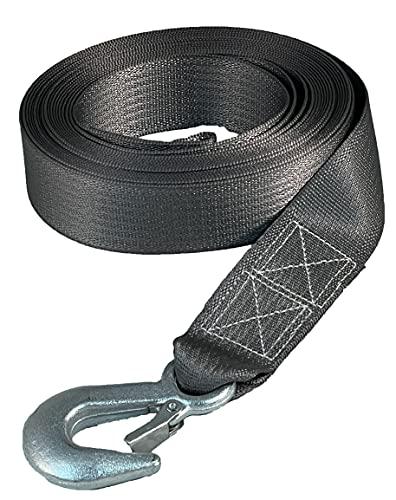 Cajun Tie Downs-Boat Winch Strap (30 Feet)