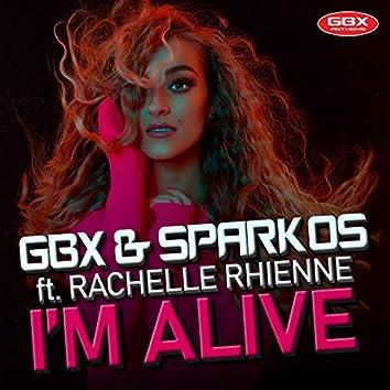 I'm Alive (feat. Rachelle Rhienne)