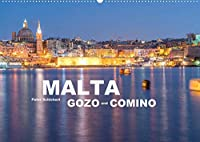 Malta - Gozo und Comino (Wandkalender 2022 DIN A2 quer): Der sehenswerte kleine Inselstaat Malta mit den Inseln Gozo und Comino im Sueden Europas. (Monatskalender, 14 Seiten )