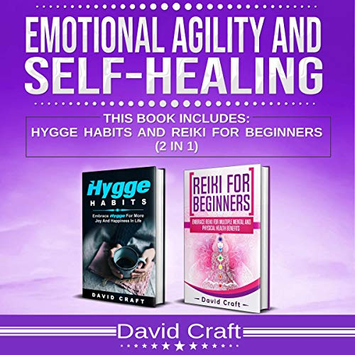 Emotional Agility and Self-Healing (2 in1) cover art